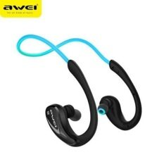 ส่วนลด สินค้า Awei A880Bl Wireless Bluetooth V4 Headphones Sports Stereo Earphones Blue