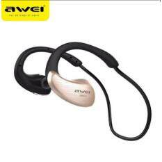 ทบทวน Awei A885Bl หูฟังบลูทูธWireless Bluetooth Headphone Sports Stereo Headset รุ่น Earphone Waterproof