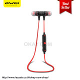 โปรโมชั่น Awei A920Bl Wireless Smart Sport Stereo Bluetooth Headset Red ใน ไทย