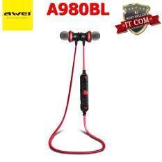 ส่วนลด Awei A980Bl หูฟังบลูทูธ Wireless Sports Earphones For Calls And Music Awei กรุงเทพมหานคร
