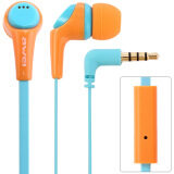 ราคา Awei Esq6I 1 2M Cable Length Earphone With Mic For Mobile Phone Tablet Pc Orange เป็นต้นฉบับ Awei
