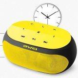 ขาย Awei ลำโพงบลูทูธ ไร้สาย Hifi Bluetooth Speaker V 3 รุ่น Y200 สีเหลือง Awei เป็นต้นฉบับ