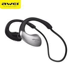 ราคา Awei หูฟังบลูทูธ Bluetooth Sports Stereo Headset รุ่น A885Bl Awei เป็นต้นฉบับ