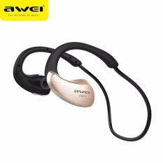 ราคา ราคาถูกที่สุด Awei Wireless Waterproof Stereo Headset A885Bl Ipx4 Level
