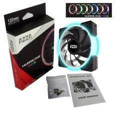 AZZA Fan Case120mm. Hurricane RGB - Black