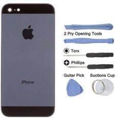โปรโมชั่น บอดี้ Iphone 5 ฝาหลัง Iphone 5 สีดำ อุปกรณ์ Apple Bell ใหม่ล่าสุด