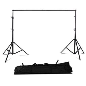 B2H Backdrop Stand 3m x 3m with Bag (Black)