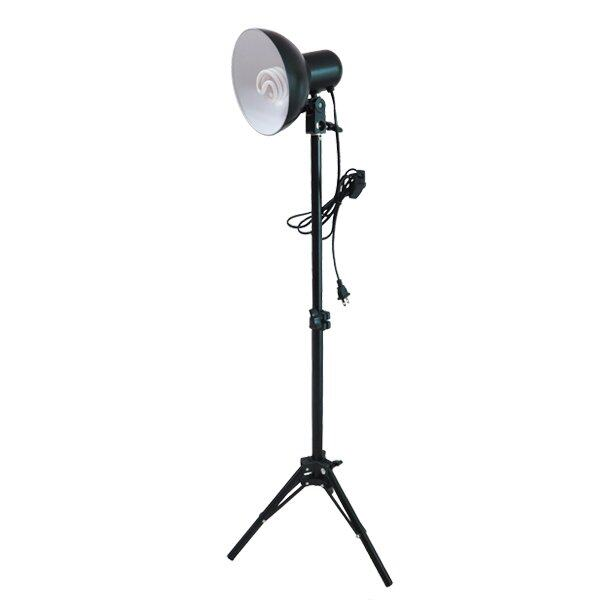 B2H Light Stand 100cm with Lamp Holders