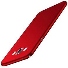 ส่วนลด ผิวเด็กอ่อนพลาสติกปกหลังกรณีสำหรับ Samsung Galaxy A8 กับ Hdscreen ผู้คุ้มครอง นานาชาติ Unbranded Generic