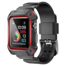 Bandmax สายคาด Apple Watch 42 มิลลิเมตรเต็มรูปแบบทนทานเคสกันกระแทกป้องกันพร้อม