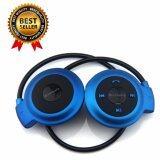 โปรโมชั่น Bangkok Life Bluetooth Stereo Headset หูฟัง บลูทูธ ไร้สาย Model Mini 503 Tf Bangkok Life