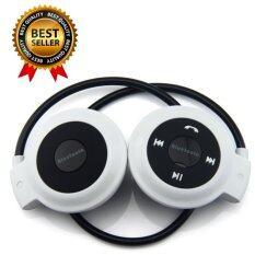 ราคา Bangkok Life Bluetooth Stereo Headset หูฟัง บลูทูธ ไร้สาย Model Mini 503 Tf ออนไลน์ กรุงเทพมหานคร