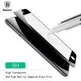 ขาย Baseus Hd Full Covered Tempered Glass Screen Protector Pet Soft Edge 3D Glass Film 23Mm For Iphone 7 Plus Intl ออนไลน์
