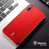 ส่วนลด สินค้า Baseus Thin Case Delicate And Thin For Iphone X