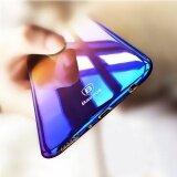 ราคา Baseus Ultra Thin Gradient Color Pc Cover Coque Case For Samsung Galaxy S8 Plus Intl ถูก