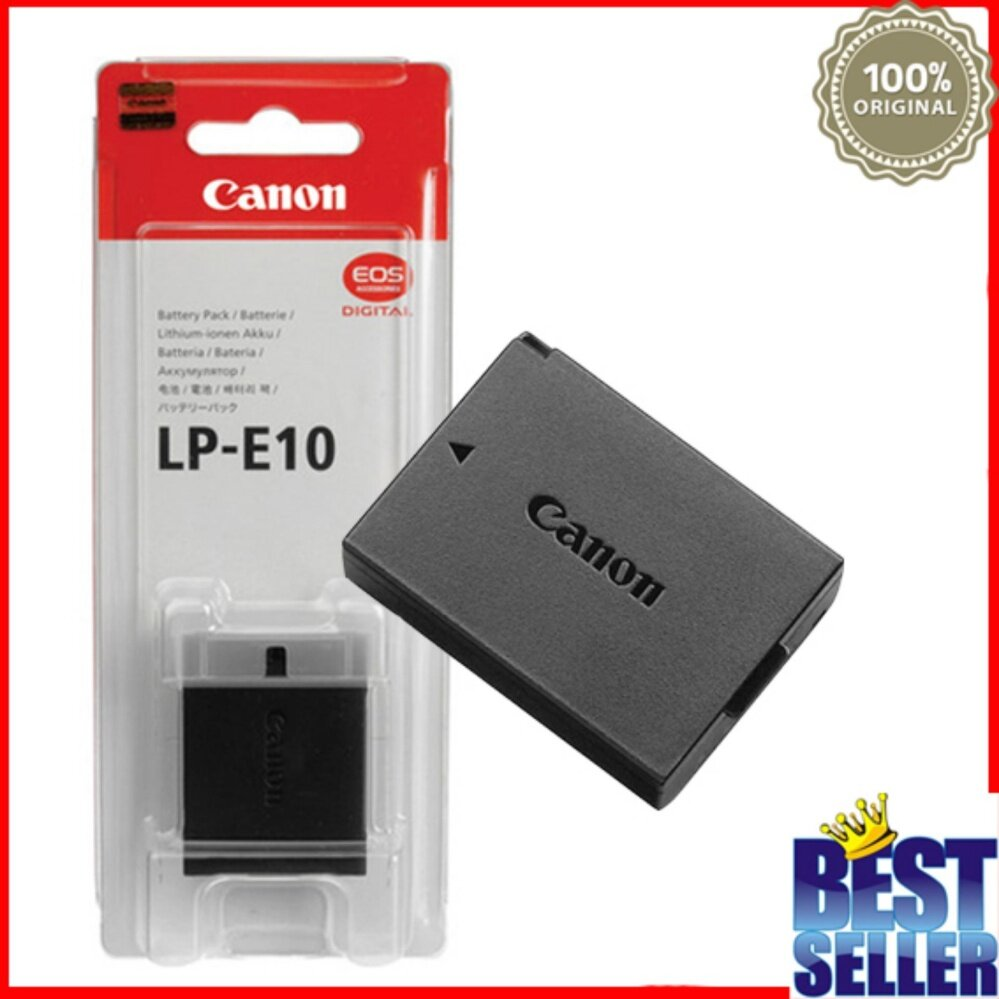 Battery Canon LP-E10  เเท้ 100%