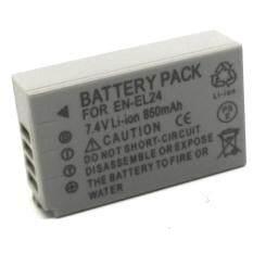 ส่วนลด Battery แบตเตอรี่กล้อง รหัส En El24 Replacement Battery For Nikon 1 J5 For Nikon ใน กรุงเทพมหานคร