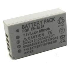 ทบทวน Battery แบตเตอรี่กล้อง รหัส En El24 Replacement Battery For Nikon 1 J5 For Nikon