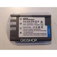 Battery EN-EL9 for Nikon D60 D3000 D5000 (มี มอก.ชัดเจน)