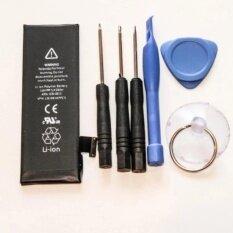 ขาย ซื้อ Battery Iphone 5 With Tools Kit Li Ion แบตไอโฟน 5 พร้อมเครื่องมือเปลี่ยนครบชุด กรุงเทพมหานคร