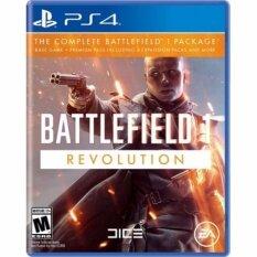 Battlefield 1 Revolution Edition (Z3) PS4