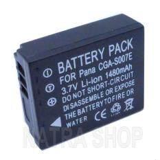 โปรโมชั่น แบตเตอรี่ Bcd10 Cga S007E สำหรับกล้อง Panasonic Tz3 Tz4 Tz5 Tz11 Tz15 Bcd10 Black For Panasonic ใหม่ล่าสุด