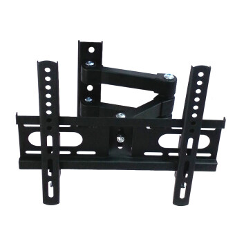 BDEE CCON ชุดขาแขวนทีวี LCD LED ขนาด 14-32 นิ้ว รุ่น LC-1 (ติดผนัง ปรับยืด-หดได้) (Black)