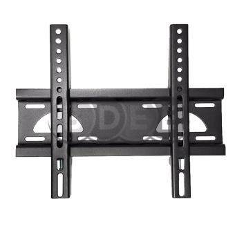 BDEE ชุดขาแขวนทีวี LCD LED ขนาด 14-37 นิ้ว รุ่น V2 (ติดผนัง ปรับไม่ได้) (Black)
