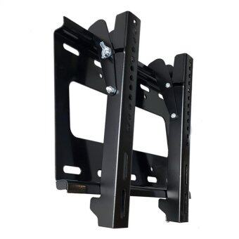 BDEE ชุดขาแขวนทีวี LCD LED ขนาด 19-32 นิ้ว รุ่น V6 (ติดผนัง ปรับก้มได้) (Black)