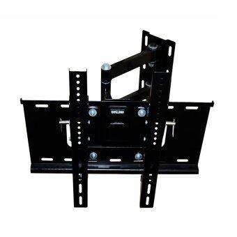 BDEE ชุดขาแขวนทีวี LCD LED ขนาด 32-42 นิ้ว รุ่น V3/7 (ติดผนัง ปรับยืด-หดได้ ปรับก้มได้) (Black)