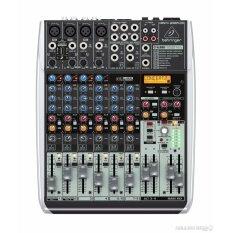 Behringer : Xenyx-Qx1204usb (มิกเซอร์ ขนาด 12 Input พร้อม Usb/audio Interface).