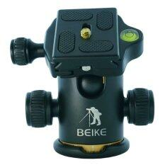 "Beike BK-03 Ball Head หัวบอล + Quick Release Plate 1/4"" Screw"