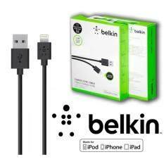 ซื้อ Belkin Data Cable For Iphone 5 5S 6 6 S Plus Fast Charging Black ใหม่