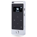 ซื้อ Benjie S5 Mini Oled 8Gb Digital Voice Recorder Lossless Hifi Sound Mp3 Audio Player E Book Fm Silver Intl Benjie เป็นต้นฉบับ