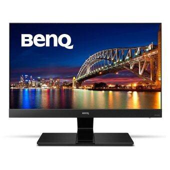 BenQ LED-Lit Monitor D-sub/HDM I/HDMI(MHL) 24\ รุ่น EW2440L (Black)