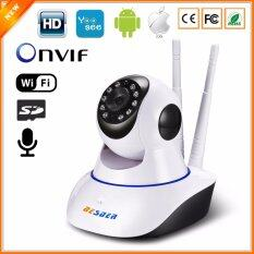 BESDERIP Camera Home Security Camera Wireless Wifi CCTV Network Monitor Night Vision Two Way Audio Pan Tilt 720P HD Yoosee - intl