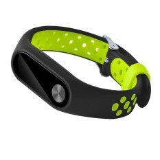 Bestprice Soft Breathable Wrist Strap Adjustable Replacement For Xiaomi Mi Band 2 Intl ใน จีน
