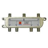 ขาย ซื้อ Beta Splitter 6 Ways All Port Power Pass รองรับความถี่ 5 2400Mhz สีเงิน ใน กรุงเทพมหานคร
