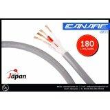 ราคา สายลำโพง Bi Wire Canare 4S11 Star Quad 4 Core Made In Japan ความยาว 1 เมตร ใหม่ล่าสุด