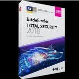 ขาย ซื้อ Bitdefender Total Security 2018 5 Pc 1 Year 6 Months Digital Download ใช้ได้ 5 เครื่อง Home Use Only รองรับ Windows Mac