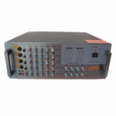 BJ เครื่องขยายเสียง 4 CH Professional Digital Echo Mixing Amplifier 4Ch. MODEL : BJ-2239