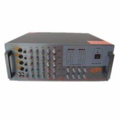 BJ เครื่องขยายเสียง 4 CH Professional Digital Echo Mixing Amplifier 4Ch. MODEL : BJ-2239