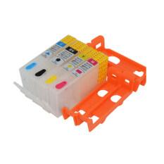 ซื้อ Bk C M Y Hp564 Hp 564Xl Refillable Ink Cartridge For Hp Printers With Chip Unbranded Generic ออนไลน์