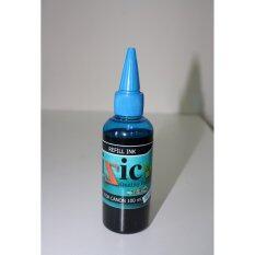 Black Box Toner IZIC REFILL INK  หมึกน้ำ (สีฟ้า สำหรับ CANON) ขนาด 100ml.