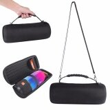 ซื้อ Black Hard Eva Carry Storage Case For Jbl Pulse 3 Wireless Bluetooth Speaker Intl