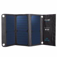 ราคา Blitzwolf 20W 3A Foldable Portable Solar Sun Charger Usb Dual Port W Power 3S Intl ออนไลน์