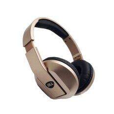 ขาย Bll Wireiess Hd Music Enjoyment Gold หูฟังไร้สายเน้นเสียงเบสชัดนิ่มสบายหู ใหม่