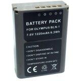 ซื้อ แบตเตอรี่กล้อง รุ่น Bln 1 Bln1 แบตกล้องโอลิมปัส Olympus Om D E M5 Olympus E M5 Olympus Om D E M5 Ii Olympus E M5 Ii Olympus Om D E M1 Olympus E M1 Olympus Pen E P5 Olympus E P5 Olympus Pen F Replacement Battery For Olympus ใหม่ล่าสุด