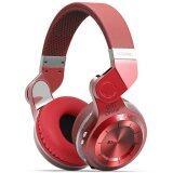 ขาย Bluedio หูฟัง Bluetooth 4 1 Hifi Stereo Headphone รุ่น T2 Red ถูก