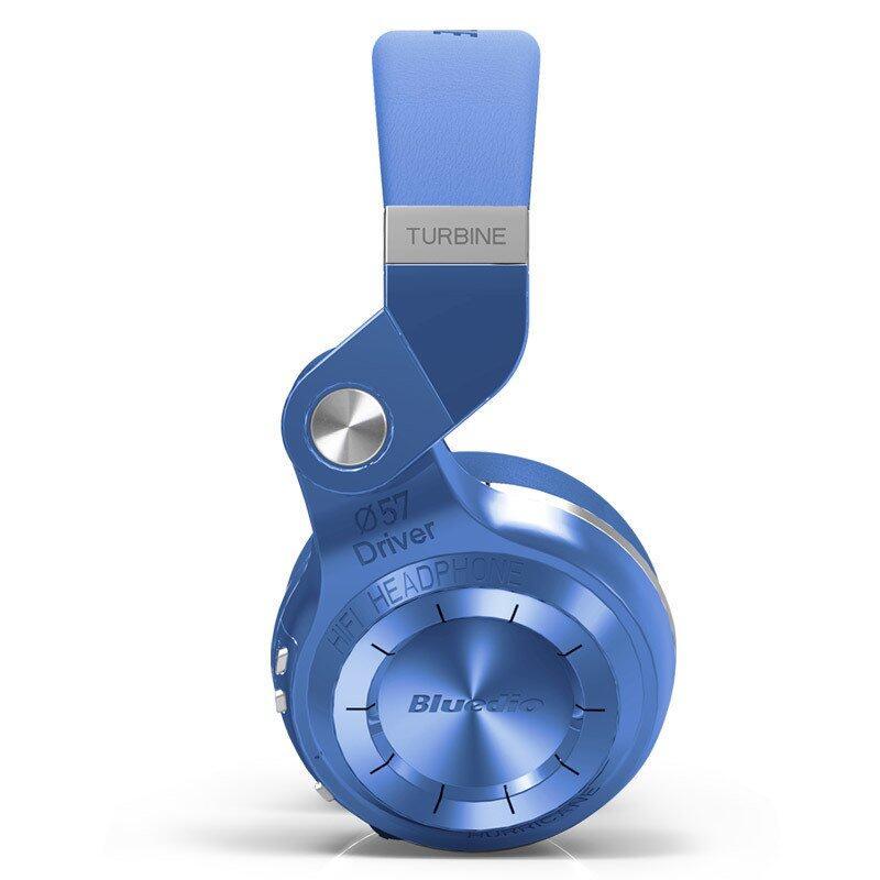 ถามผู้ที่ใช้  Bluedio หูฟัง Bluetooth 4.1 HiFi Super Bass Stereo Headphone รุ่น T2  (Blue) มันดีไหม